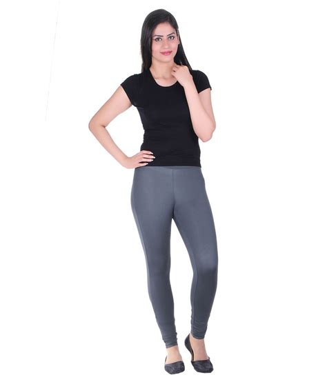 Legging Dewasa Polyester Spandex 1 buy bukkum gray polyester tights at best prices in india snapdeal