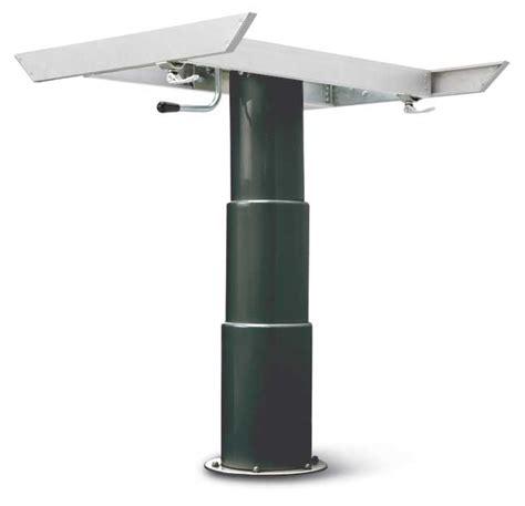 rv dinette table hardware