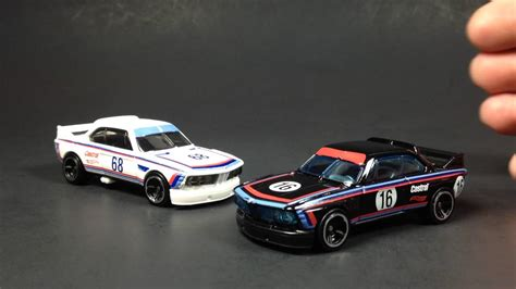 Hotwheels 73 Bmw 3 0 Csl Race Car C 461 73 bmw 3 0 csl race car wheels 2016 recolor update