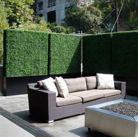 artificial outdoor plants artificial hedges outdoor fake