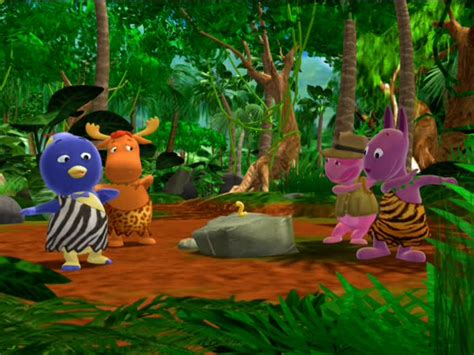 Backyardigans Worman The Gallery For Gt The Backyardigans The Of The Jungle