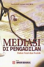 Penyelesaiana Sengketa Ekonomi Syariah Teori Dan Praktik toko buku rahma mediasi di pengadilan dalam teori dan praktik