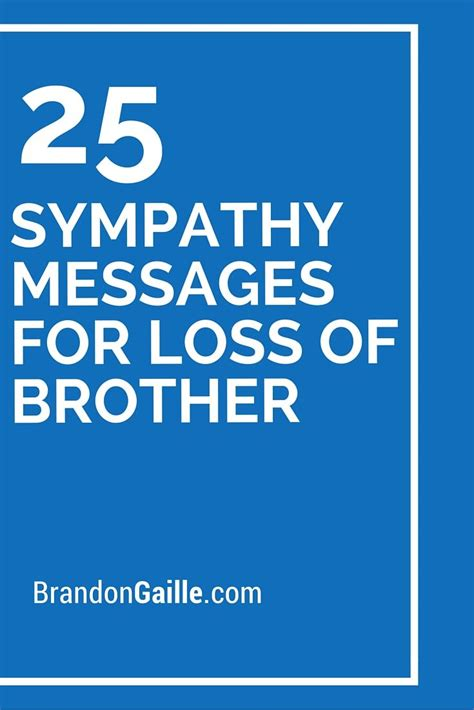 comforting words for death of a brother 1000 ideas about message of condolence on pinterest