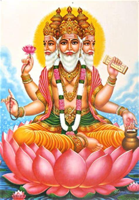 lord brahma ~ write spirit