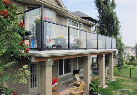 home designer pro walkout basement deck over walkout basement traditional deck calgary