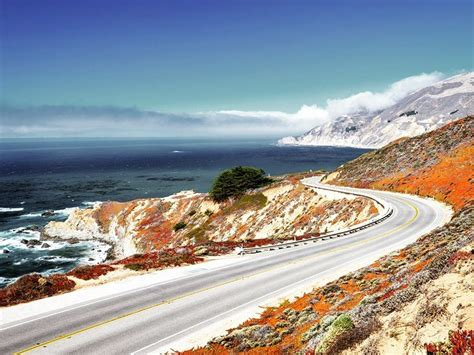 best scenic road trips in usa top 10 most scenic roads in america usa road trip
