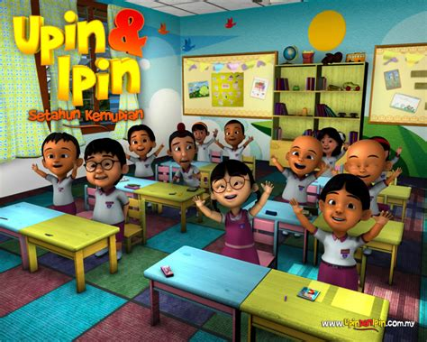 video film upin dan ipin terbaru 2013 my living journey upin dan ipin no 5 didunia