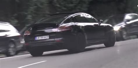 porsche car 4 door 2016 porsche panamera looks like a 911 4 door in latest