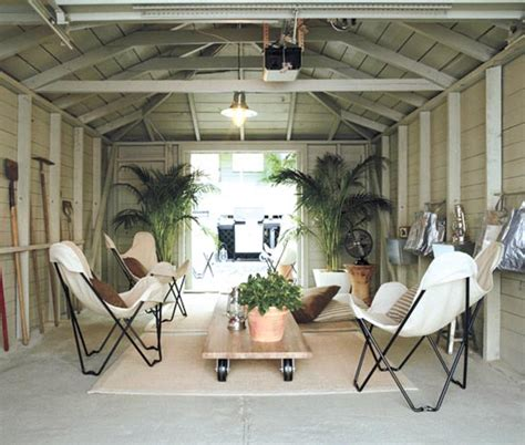 garage turned into living room patio and yards outdoor rooms