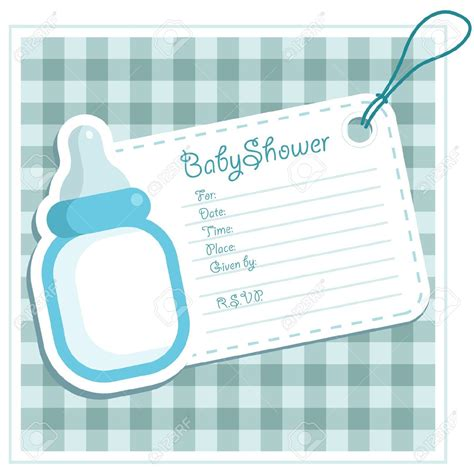 baby welcome invitation cards templates welcome baby invitation card