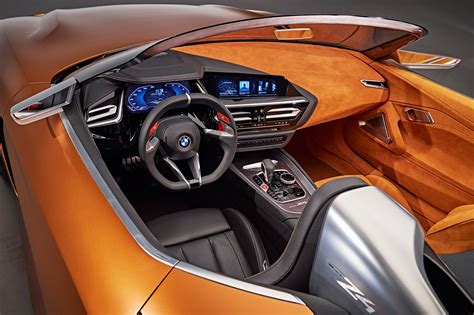 Bmw Z4 Interior by By Design Bmw Z4 Concept And Bmw Concept 8 Automobile