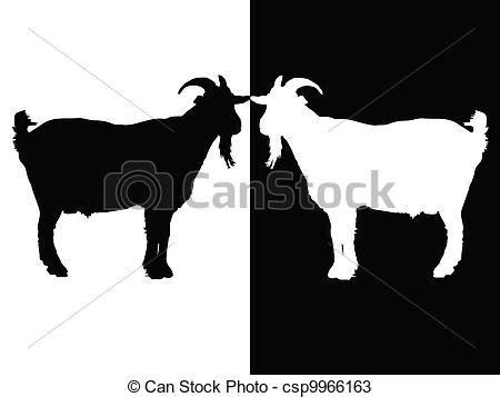 Little House Plans Free vectors of goat silhouette goat vector silhouette