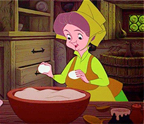 baking gif sleeping beauty cooking gif find share on giphy