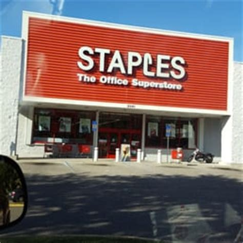 Office Depot Tallahassee by Staples Office Equipment 2241 N St Tallahassee