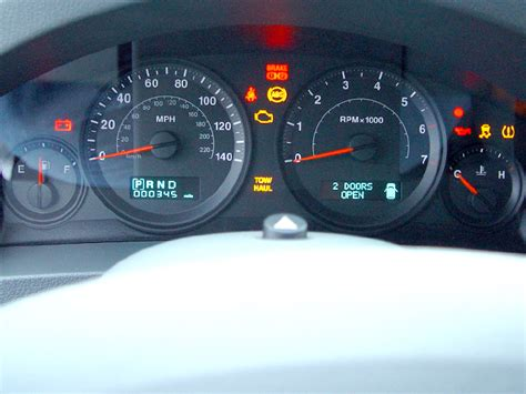 2005 Jeep Grand Malfunction Indicator Light 2005 Jeep Grand Reviews And Rating Motor Trend