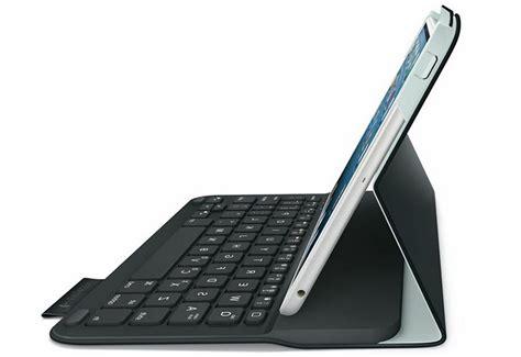 Logitech Ultrathin Keyboard Folio For Mini st 228 nks 228 kert tangentbord till mini ljud bild