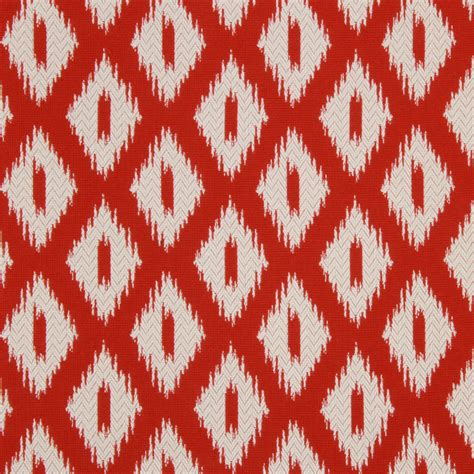 upholstery fabric ikat red ikat upholstery fabric woven heavyweight fabric for