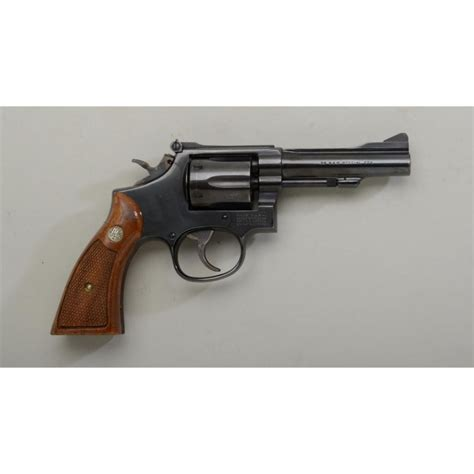 smith wesson model 15 4 da revolver 38 cal 4 barrel