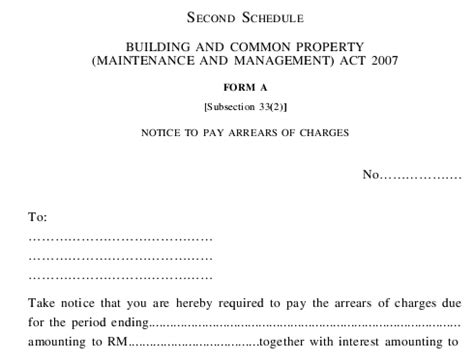 Insurance Broker Letter Of Undertaking Building And Common Property Management Maintenance Act 2007