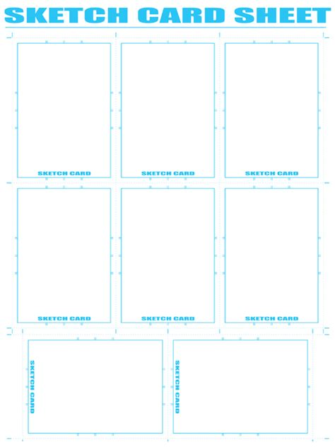 Credit Card Template Sketch Free Comic Book Resources Sketch Card Sheet