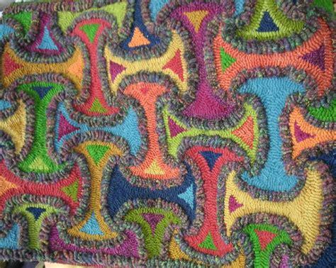 locker hook rug patterns upcoming events australian locker hooking with moon fabulous fiber white barn farm
