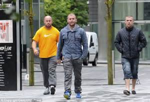 Pictured: The moment sons of Big Fat Gypsy Wedding star