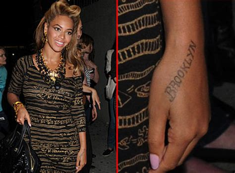 beyonce removed tattoo beyonce meaning and removal