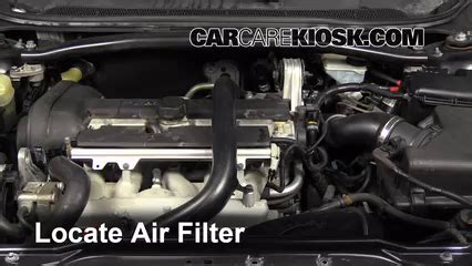 auto air conditioning repair 2008 volvo s60 transmission control air filter how to 2001 2009 volvo s60 2008 volvo s60 2 5t 2 5l 5 cyl turbo