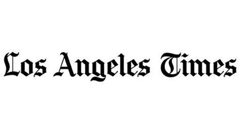la times logo h 2011 reporter