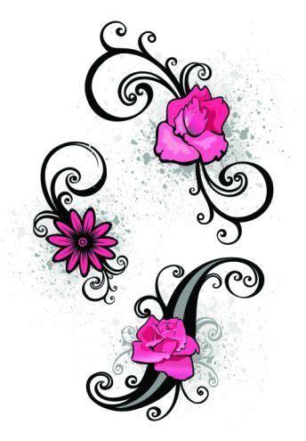 scroll foot tattoo designs flower tattoos on foot tattoos tattoos flower tattoos
