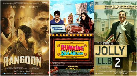 film box office 2017 bollywood bollywood box office report feb 2017 jolly llb 2 hit