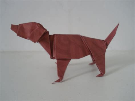 Origami Dogs - origami by gardevoir1997 on deviantart