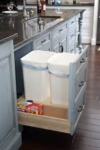 kitchen trash can ideas tilt out wood kitchen trash cans furnitureteams
