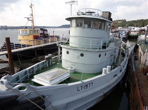 tugboat for sale uk for sale converted us army tug gbp 222 250 youtube