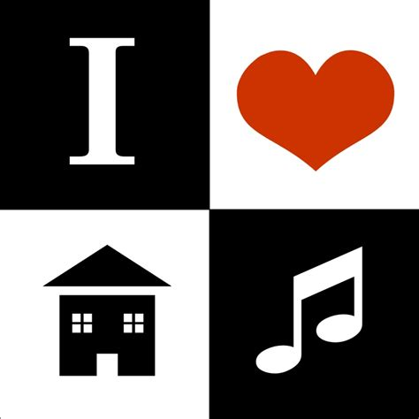 i love house music i love house music by sonicrider69 on deviantart