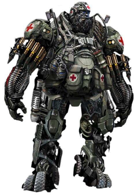 Hound Tlk Concept Official Concept Of The Autobot