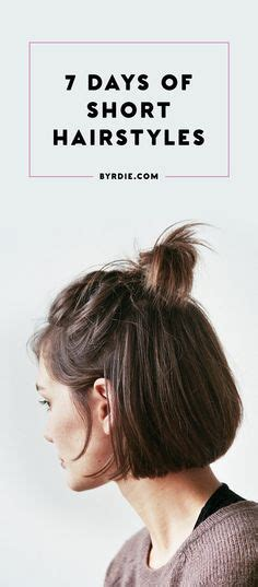 different hairstyles everyday for a month 1000 images about lovely locks on pinterest bobs