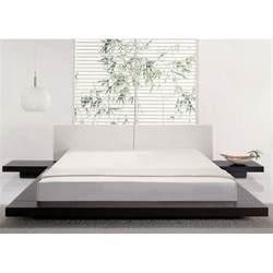 Low Platform Bed Frame Low Profile Platform Bed Frame Homesfeed