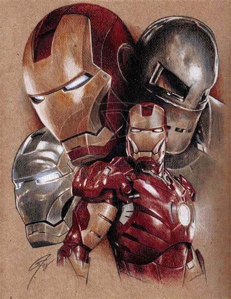 iron man gamer digs art