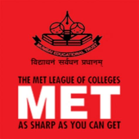 Chetna College Bandra Mba Ranking by Met Institute Of Management Nashik Met Iom Nashik