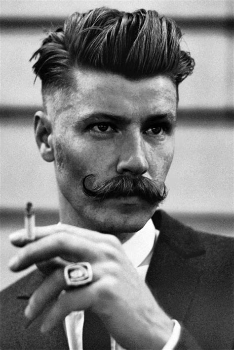 various prohibition hair styles 1920s hairstyles men pictures grooming pinterest