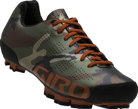 mountain bike shoes giro releases limited edition camo empire shoe for