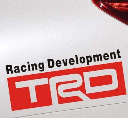 Toyota Racing Development Trd Racing Development Sports Car Styling For Bmw Toyota