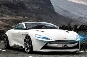 Aston Martin Db 11 Aston Martin S Db11 Sports Car Will Be The Of The