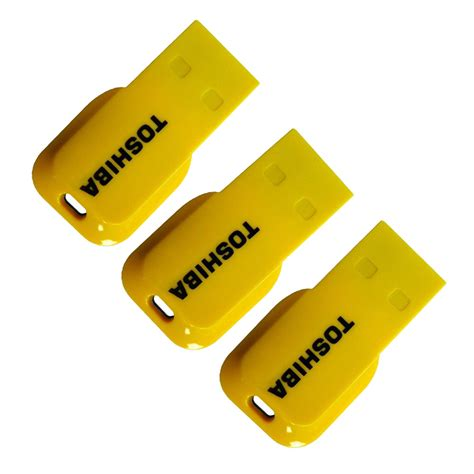 Flash Disk Flash Drive Merk Toshiba 32gb toshiba 32gb mini flash drive usb memory yellow pa5003a 1mby shopping express