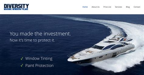 boat paint protection film diversity marine films boat tinting paint protection