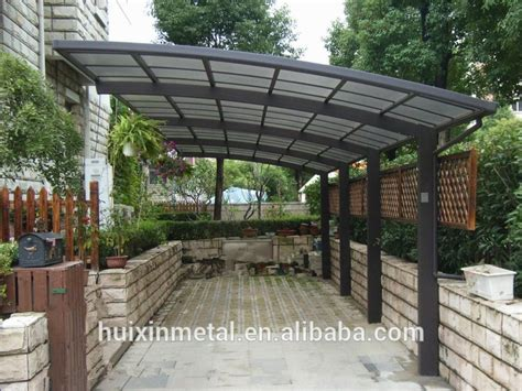 Used Carports For Sale 3x11m Water Proof Polycarbonate Aluminium 2 Car Used