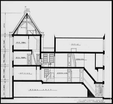 Anne Frank House Floor Plan Pictures To Pin On Pinterest Pinsdaddy