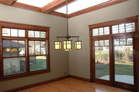 interior wood trim styles craftsman style home interiors pictures of craftsman