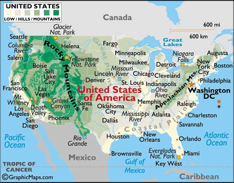 map of us what states are known for united states map large color map of u s u s maps